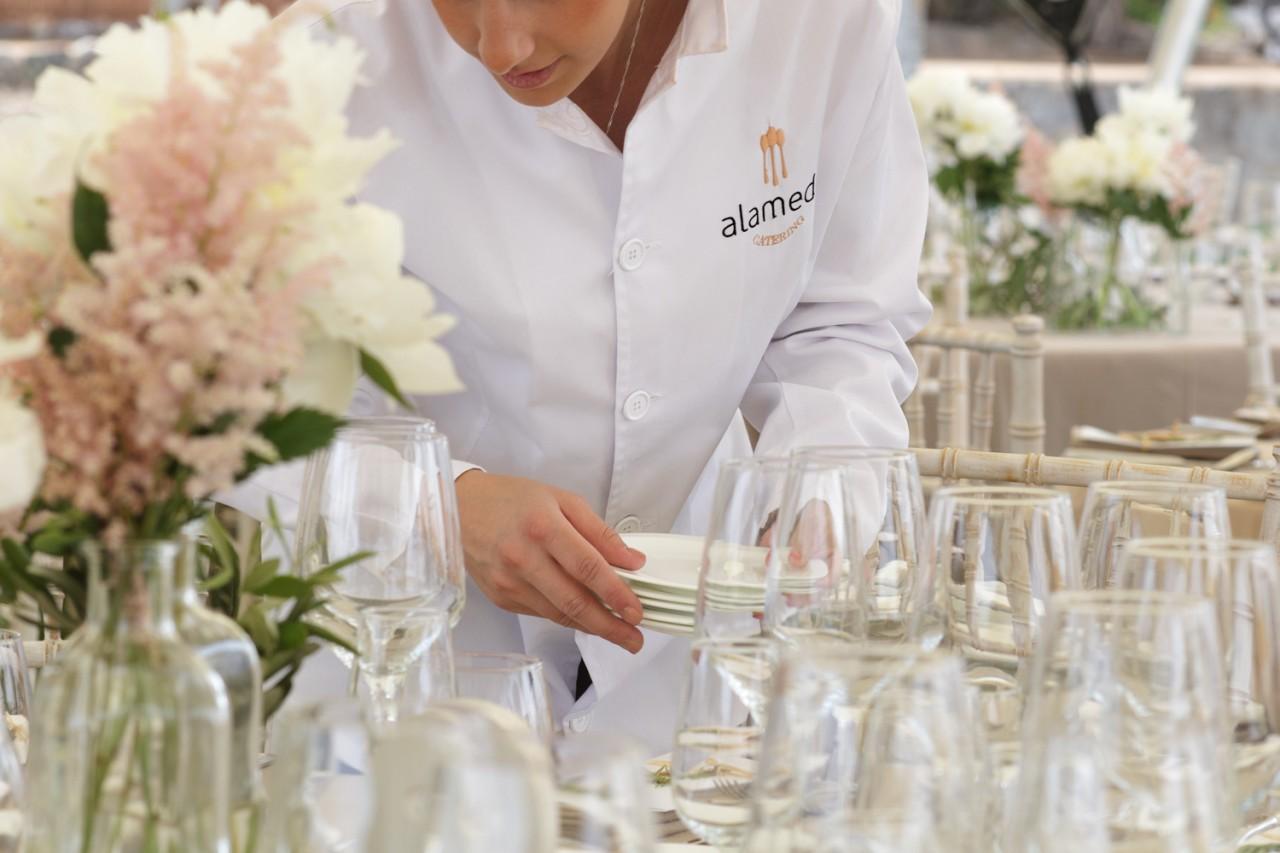 catering alameda para bodas -