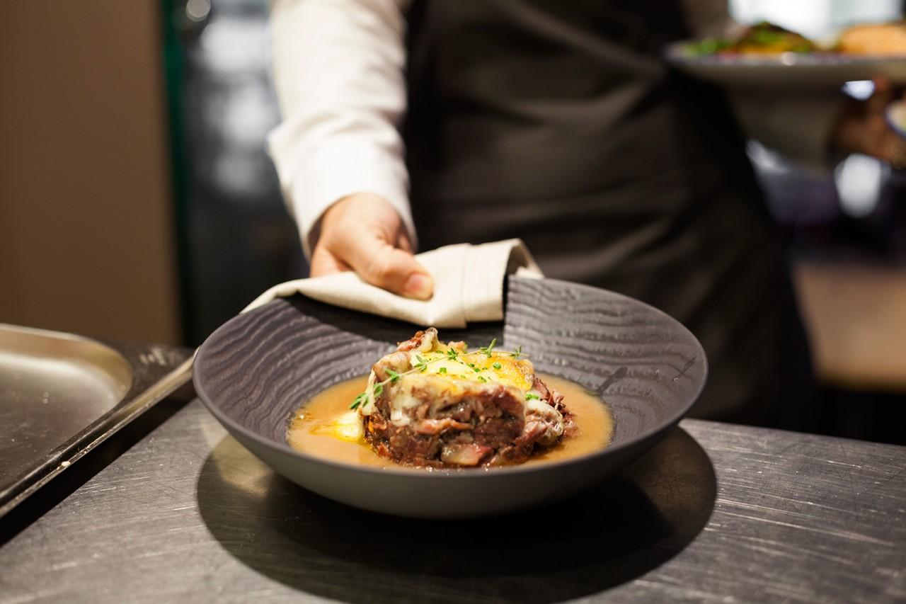 Restaurante Alameda 1703_05 - Fotografía gastronómica. Plato del restaurante alameda de granada