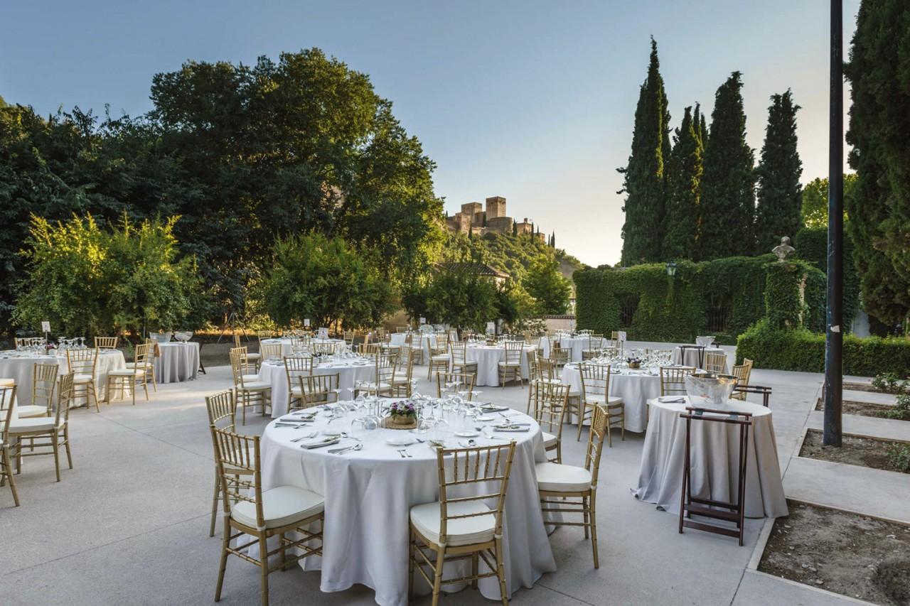 Palacio de los Cordoba Banquetes de bodas -