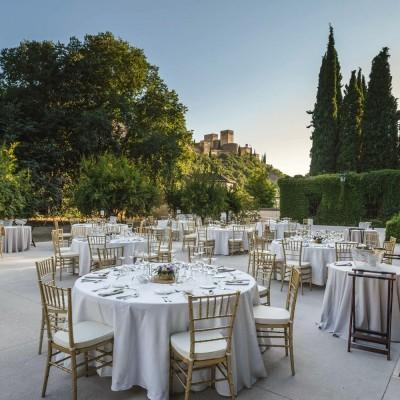 Palacio de los Cordoba Banquetes de bodas |