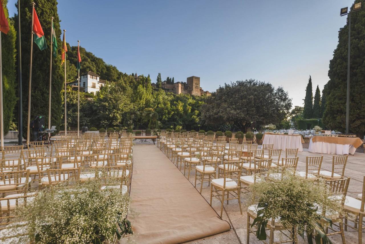 Palacio de los Córdoba ceremonias civiles -