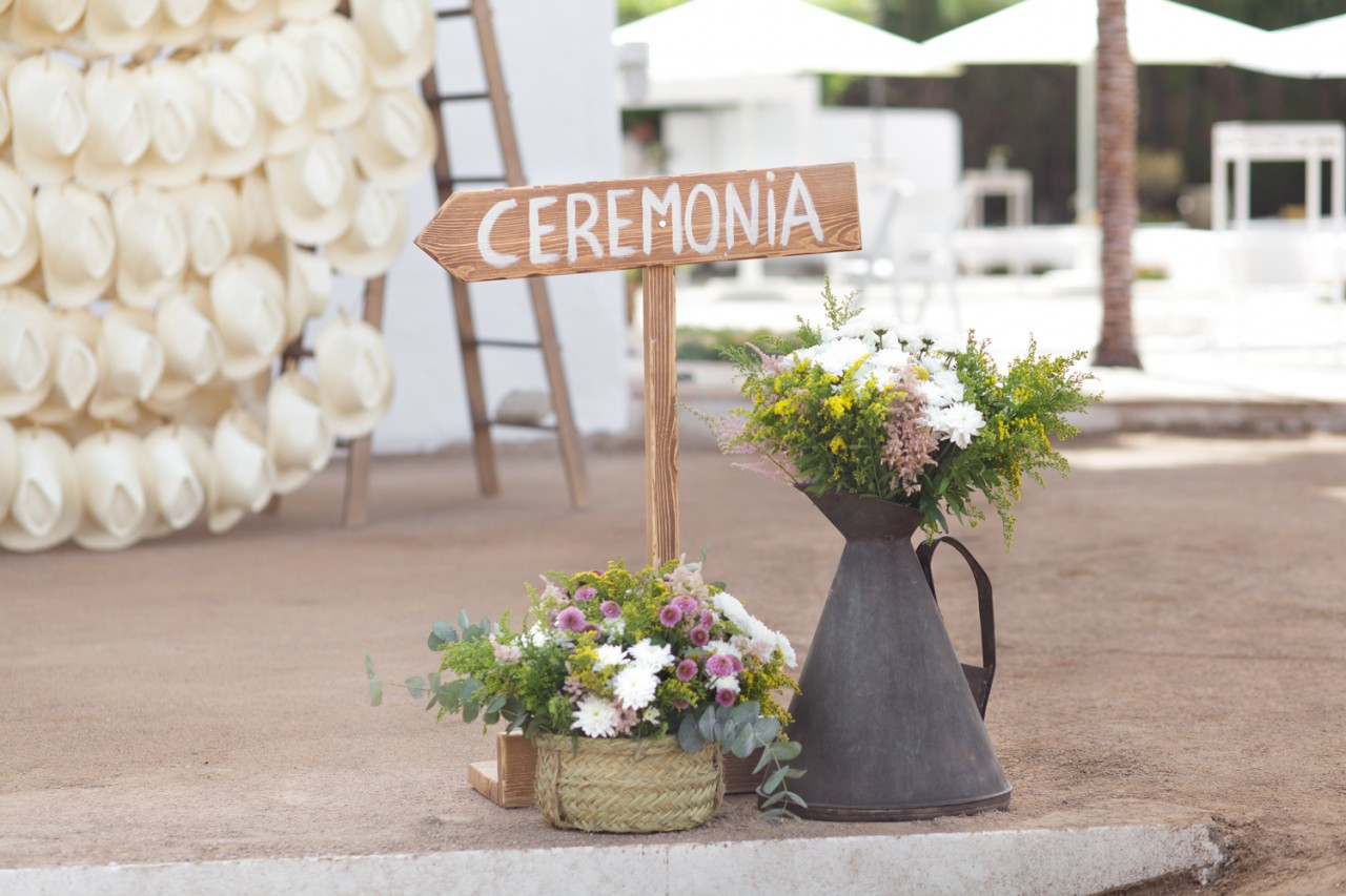 Ceremonia civil campestre -