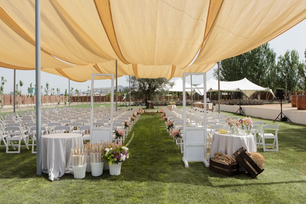 Ceremonia campestre alameda catering y eventos - Cortijos andaluces encanto ...