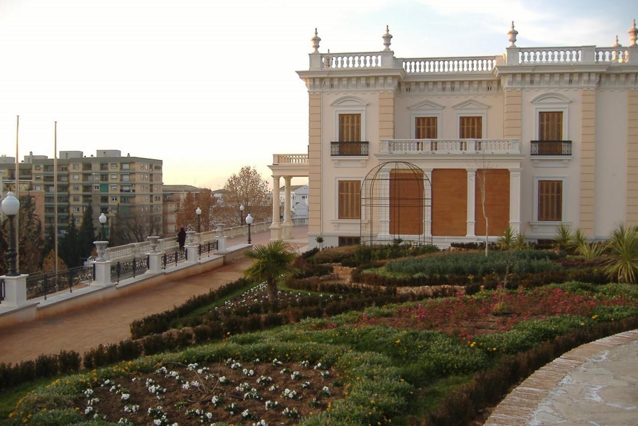 Palacete de quinta alegre -