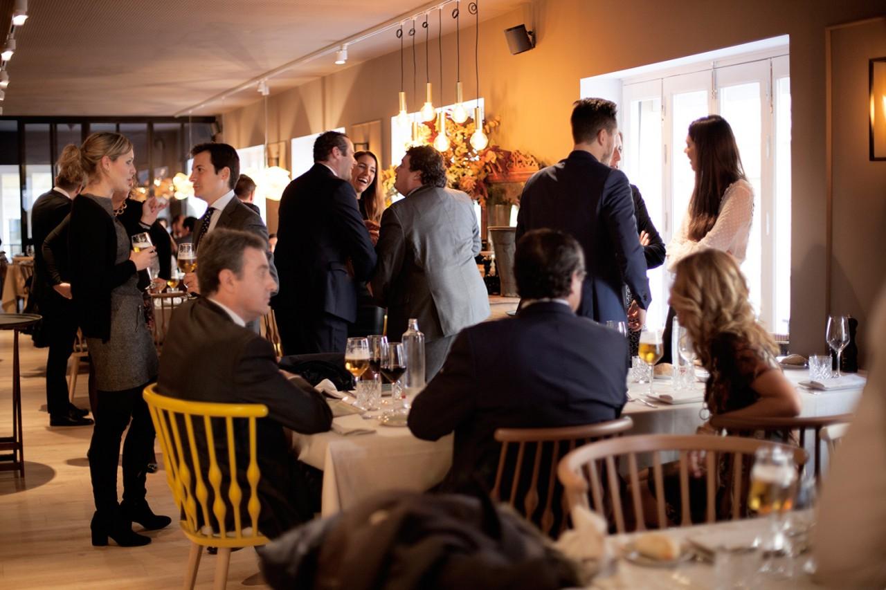 Catering Alameda_Restaurante - Fotografía de un evento en el Restaurante Alameda de Granada.