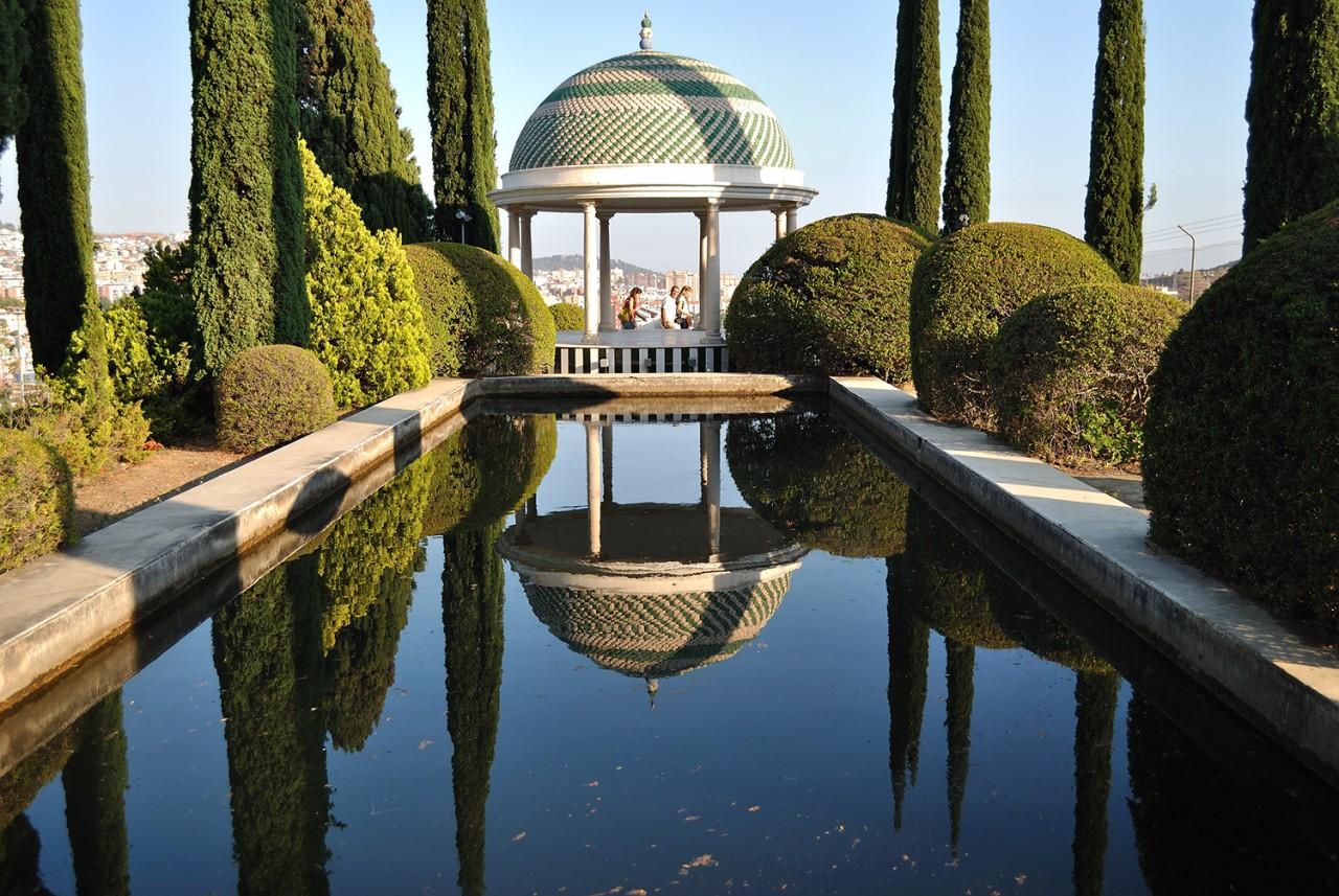 Jard n bot nico la concepci n alameda catering y eventos for Jardin botanico en sevilla