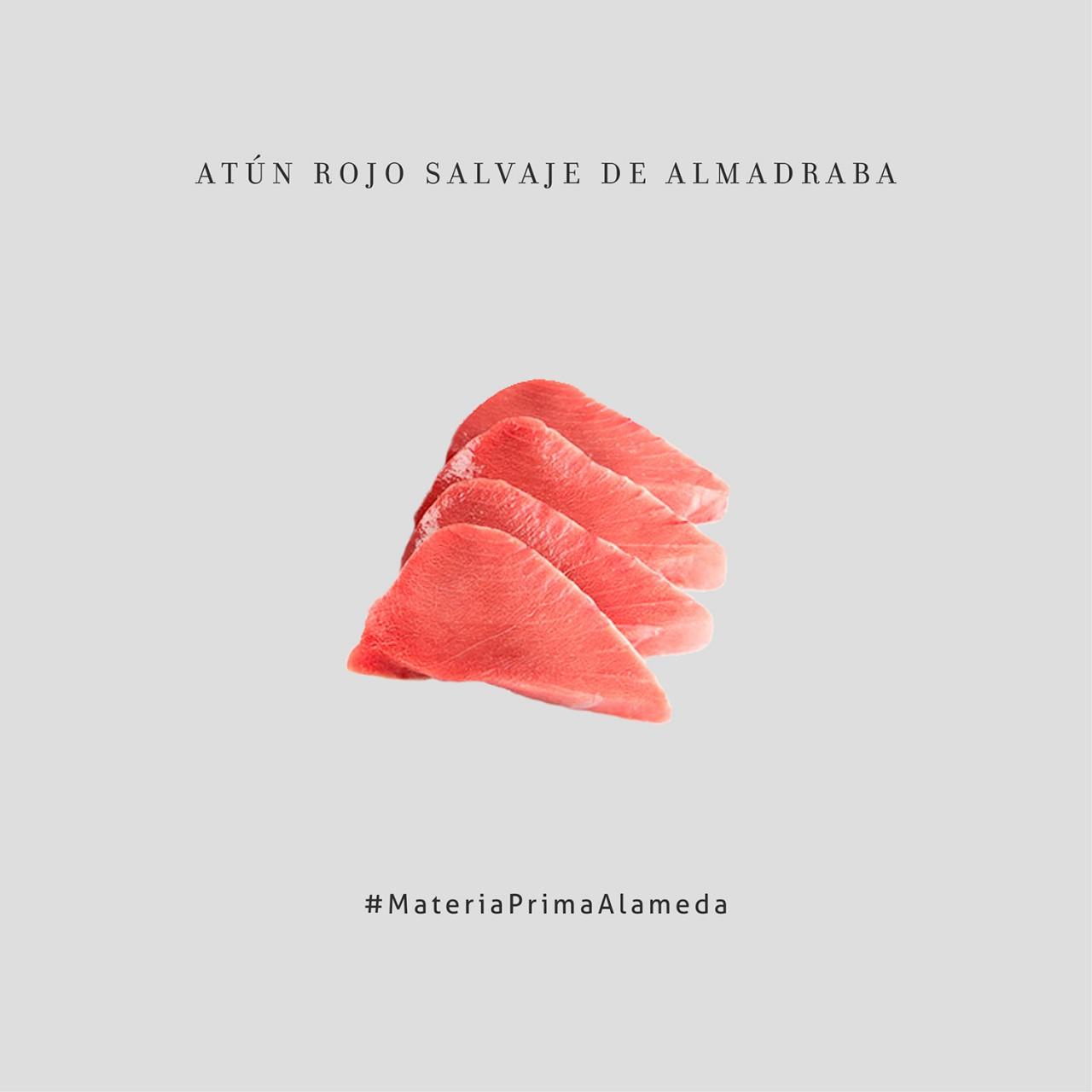 Materia_Prima_Alameda_03 - Atún Rojo Salvaje de Almadraba. Una de las materias primas del Restaurante Alameda de Granada