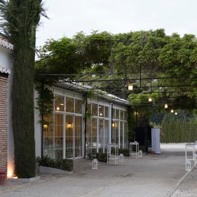 Alameda-Catering_Evento-Abbott_011 | Fotografía de la cena de gala ofrecida para la empresa Abbott en el Cortijo Alameda de Granada