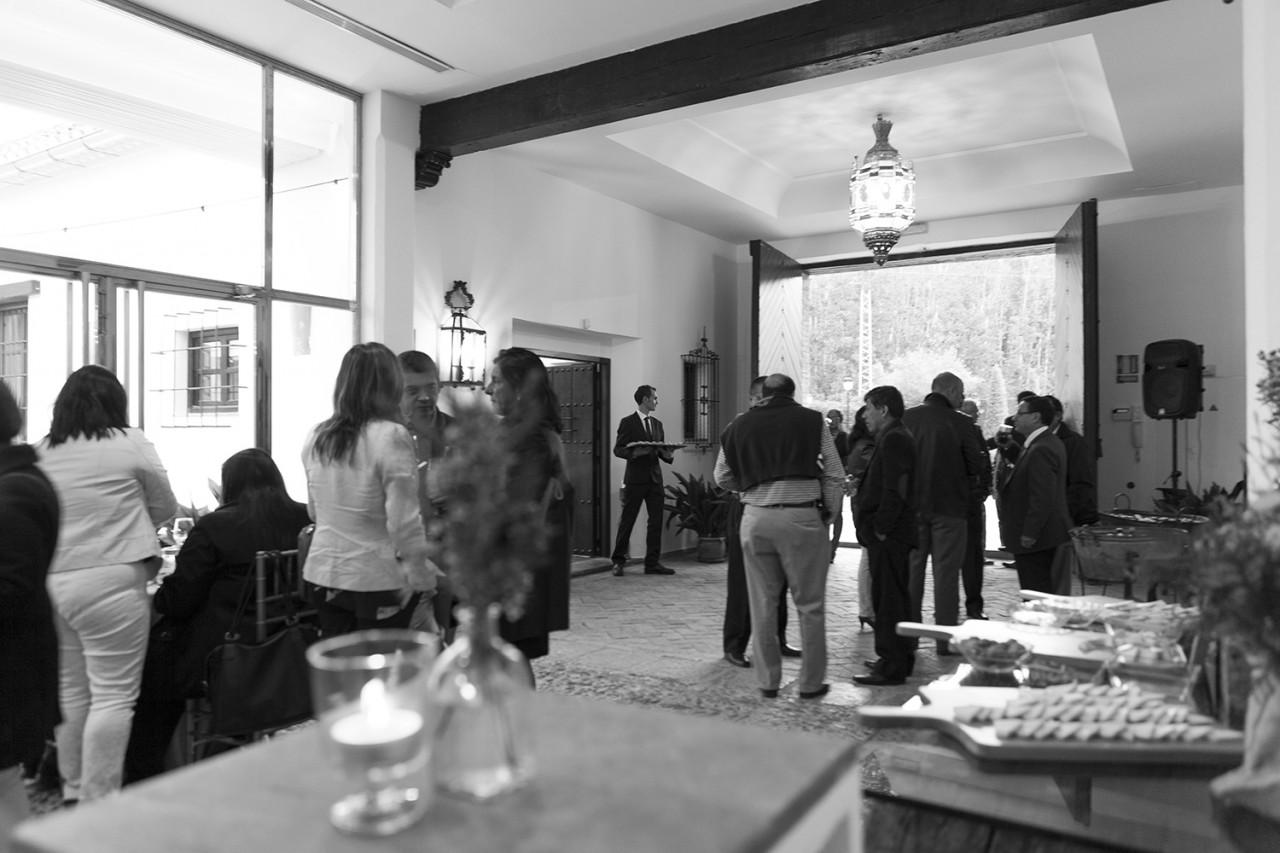 Alameda-Catering_Evento-Abbott_044 - Fotografía de la cena de gala ofrecida para la empresa Abbott en el Cortijo Alameda de Granada