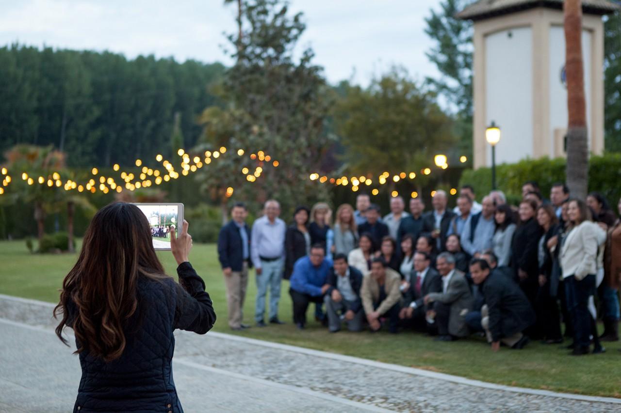Alameda-Catering_Evento-Abbott_122 - Fotografía de la cena de gala ofrecida para la empresa Abbott en el Cortijo Alameda de Granada