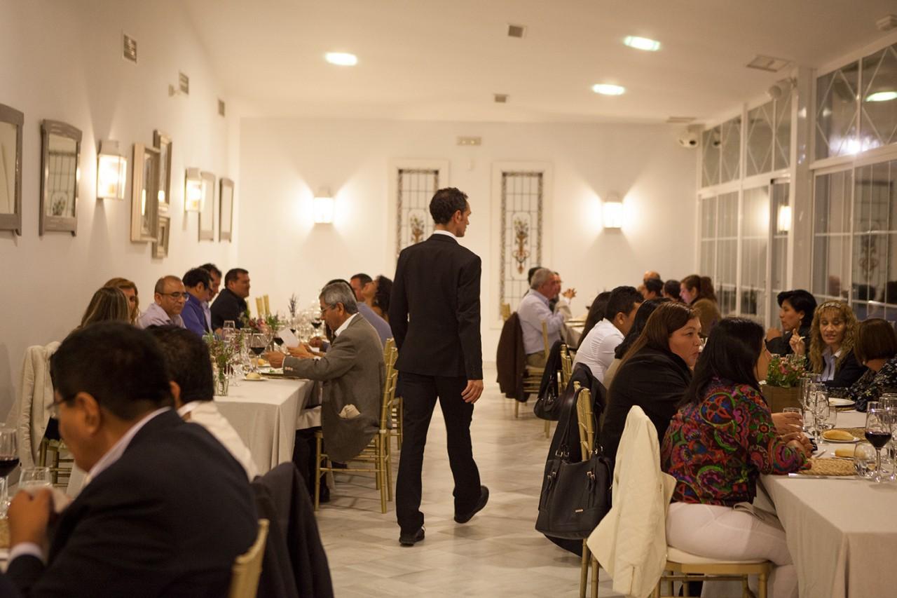Alameda-Catering_Evento-Abbott_266 - Fotografía de la cena de gala ofrecida para la empresa Abbott en el Cortijo Alameda de Granada