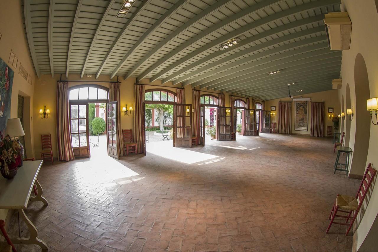 Catering Alameda_Hacienda de Orán_10 - Fotografía de la Hacienda de Orán. Uno de los espacios singulares del Catering Alameda, donde poder celebrar su boda.