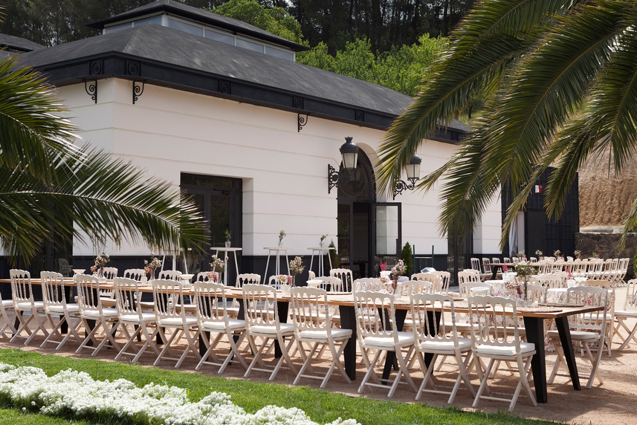 170514-Entrehiedra_15 - Fotografía del montaje de boda del Catering Alameda en la finca Entrehiedra de Jaen