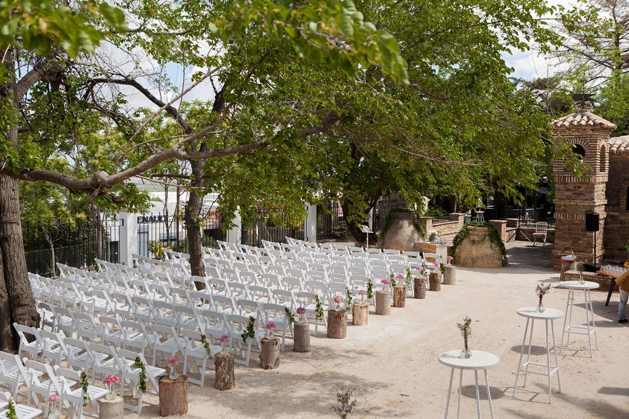 170514-Entrehiedra_22 - Fotografía del montaje de boda del Catering Alameda en la finca Entrehiedra de Jaen