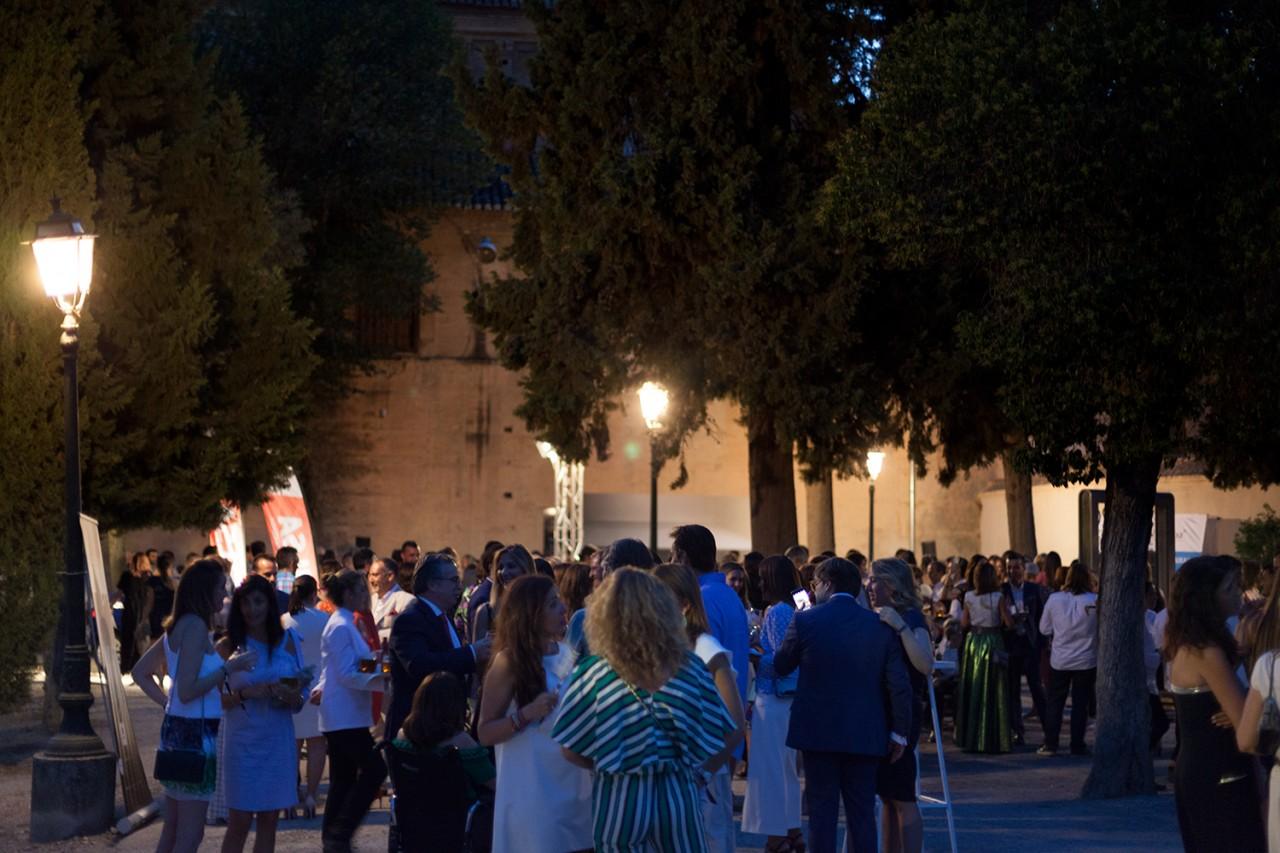 Alameda Catering_Desfile Pilar Dalbat SACROMONTE_05 - Presentación y desfile de la colección SACROMONTE de Pilar Dalbat en la Abadia del Sacromonte de Granada